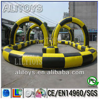 inflatable rolling ball games tunnel,inflatable throwing ball playground