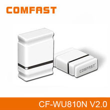 COMFAST RTL8188EUS 150mbps USB Wireless/WiFi Nano Dongle 802.11N (CF-WU810N) For Android