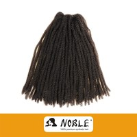 rebecca heat resistant fishtail braiding hair extension synthetic hair