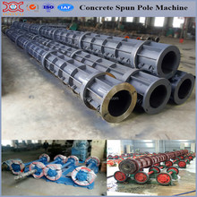 Electric Concrete Pole Making Machine for diameter 130-150-190-230-310mm concrete utility pole