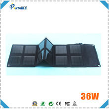portable 18v solar panel set high quality solar panel