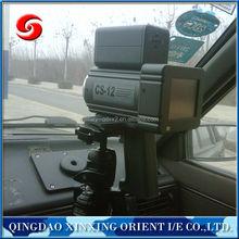 portable speed radar gun for traffic police