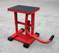 360LBS mini Steel Motorcycle lift table wokshop tool with CE