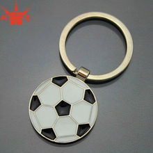 football metal keychain for welcome world cup arrived