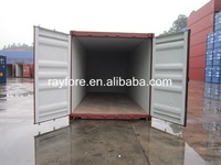 Manufacture China new shipping container