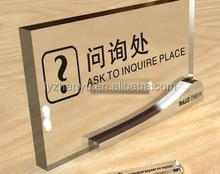 Hot Sale Competitive Price acrylic led sign Acrylic Product