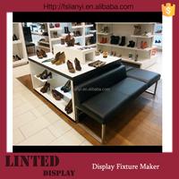 DG modern fashion design decoration for shoe shop
