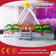 Shaking machine manufacturer small amusement park kids mini pirate ship