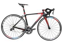 Laplace descubrimiento de gama alta fibra de carbono carretera bicicleta nueva llegada