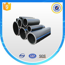 Dn20-Dn1600mm flexible plastic HDPE pressure pipe