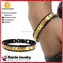 2015 Newest Hot Sales Charm Energy Gold Bracelet Jewish Jewerly