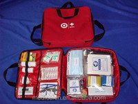 Camping mini first aid kit
