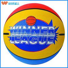 2014 small basketball at customer designed logo