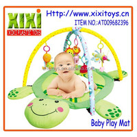2015 New design indoor lovely cotton baby care play mat