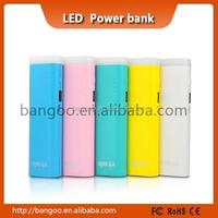 LED lamp power bank 7800mah