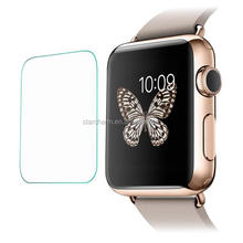 New accessory 42mm tempered glass screen protector for apple watch