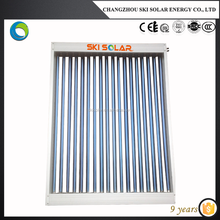 home solar systems heat pipe you tube 18 solar collector for soalr water heater