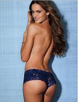 Sexy T-back Push up Pancy Lace Panties Pretty Girls Seamless Posh Underwear