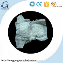 2015 Cheap Disposable Sleepy Baby Diaper With Elastic Waistband TG541-12
