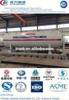 top sell 25m3 lpg storage tank
