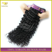 No knot not fall off factory wholesale 6A Indian virgin hair wefts