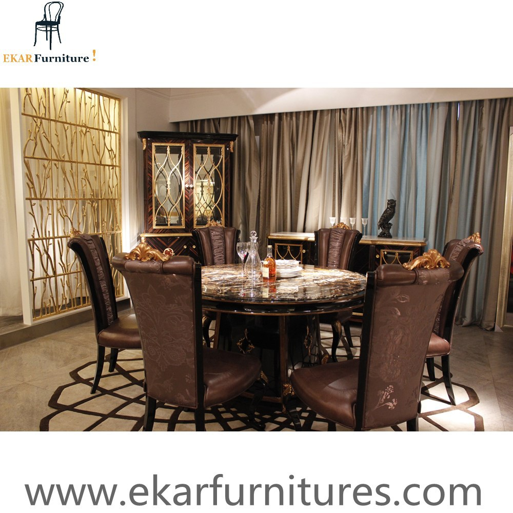Marble Top Antique Wood Round Chinese Dining Table Set  : Marble Top Antique Wood Round Chinese Dining from alibaba.com size 1000 x 1000 jpeg 206kB