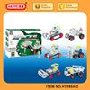 Model car self-assembly toys for kids