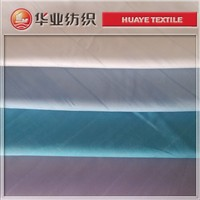 yarn dyed100 cupro stripe satin fabric for clothing