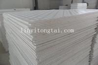 Color pvc gypsum plaster board ceiling tiles (manufacturer)