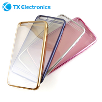 Wholesale Hot Products Ultra thin 0.3mm Clear Transparent Mobile Phone TPU Case for iphone 6