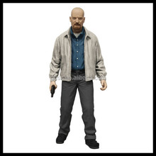 Factory price good quality plastic Breaking Bad action figure for sale