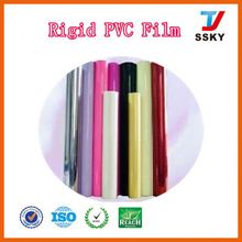 Modern cheap flexible transparent flocking plastic roll pvc flex sheet