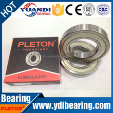 Low price unique deep groove ball bearing 637 2Z