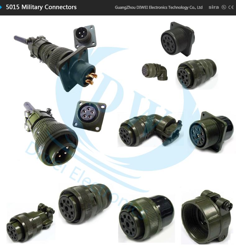 Servo Motor Connector From Guangzhou Diwei Electronics Co