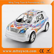 advertise plastic Friction Car toy adult toy car