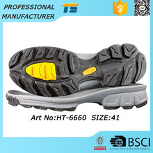 Reliable Quality Pressure Resistant Male Outdoor Eva Rubber Sole Distributor, Wedge Sole