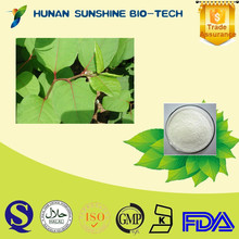 High Quality manufacture 98% Oxyresveratrol POWDER with Antioxidants anti-inflammation anticancer