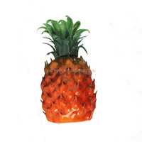 200mm big polyfoam artificial pinapple fake home festival decoration fruit and children DIY