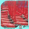 20T/50T High Lift Hydraulic Long Trolley Jack Garage Jack Long Floor Jack