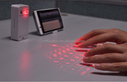 Promotion!!! Magic cube portable virtual wireless laser keyboard and bluetooth mouse via USB for android tablet,laptop,ipad min