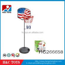 Portable basketball balls and basketball hoop stands for sale HC266658