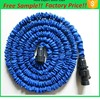 25ft 50ft x 75ft x 100FT Water garden Hose expandable garden hose with spary nozzle