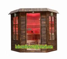 sauna home Promotion large total sauna Luxury infrared sauna