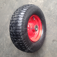 6.50-8 Air Wheel For Wheelbarrow