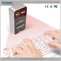 2.4G Wireless Keyboard For Android, Laser Virtual Keyboard For Samsung Htc Etc Kb560