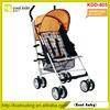 New en1888 luxury design travel system baby stroller wheels