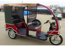 Good quality passenger three wheel bicycle/cabin three wheel motorcycle