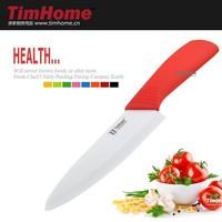 "TJC-040 7"" 7inch Ultra Sharp Santoku Advanced Ceramic Knife"