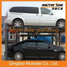 3.0 Ton Four Post Car Lift Smart Parking Portable Garage Parking System
