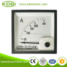 Taiwan technology BE-80 AC200 / 5A ampere meter